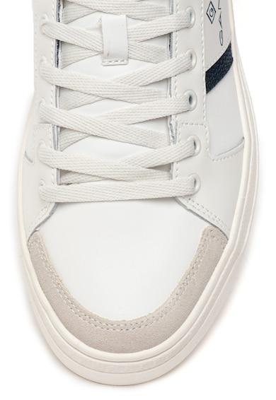 Gant Pantofi sport de piele, cu accente contrastante Le Brook Barbati
