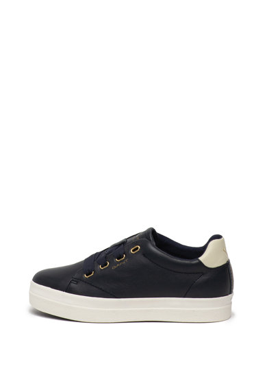 Gant Pantofi sport de piele, cu imprimeu logo discret Avona Femei