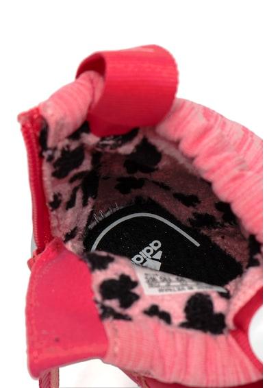 adidas Performance Ghete cu garnituri de piele ecologica Rapida Snow Fete