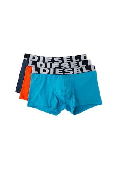 Diesel Set de boxeri cu banda logo in talie Shawn, 3 perechi Barbati