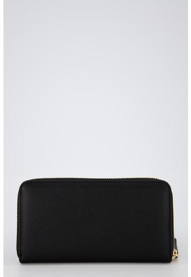 Versace Jeans Couture Portofel de piele ecologica cu tinte Femei