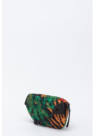 Versace Jeans Couture Borseta cu imprimeu tropical Femei