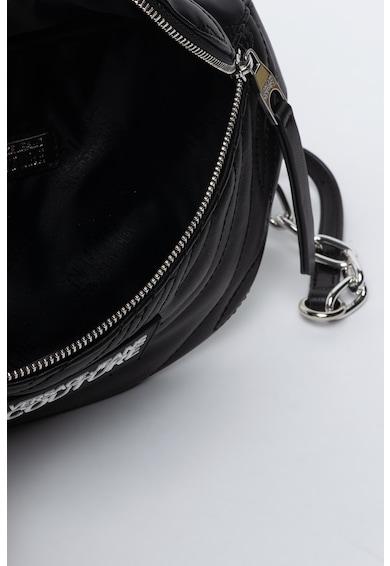 Versace Jeans Couture Borseta din piele ecologica cu logo cauciucat Femei