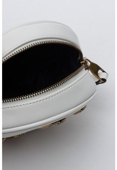 Versace Jeans Couture Geanta crossbody cu aplicatii cu inimi metalice Femei