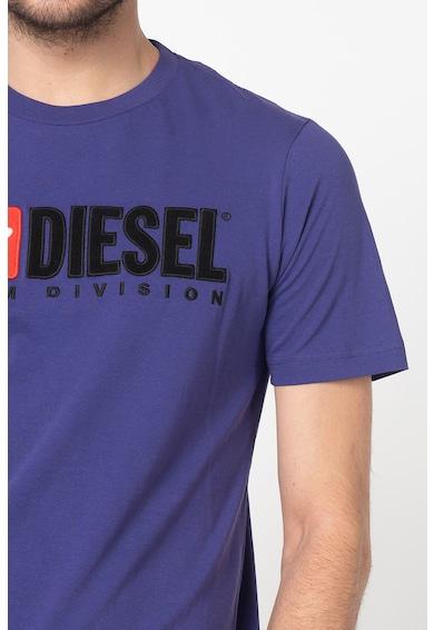 Diesel Tricou cu imprimeu logo Just Division Barbati