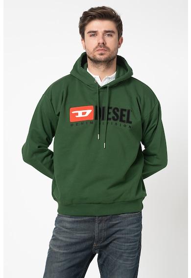 Diesel Hanorac cu aplicatie logo Division Barbati