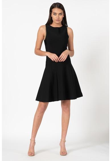 GUESS BY MARCIANO Разкроена рокля с верижка Жени