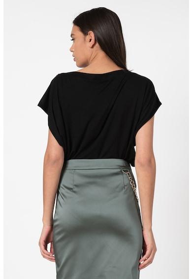 GUESS BY MARCIANO Тениска с едно рамо и декоративни копчета Жени