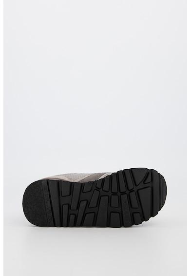 Brooks Pantofi sport din piele intoarsa ecologica cu branturi detasabile Chariot Femei