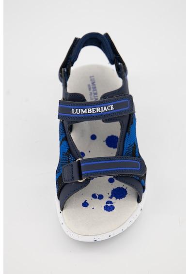 Lumberjack Sandale cu benzi velcro Spongy Baieti