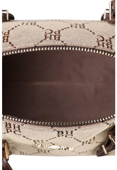 Beverly Hills Polo Club Geanta mica duffel cu imprimeu monograma Femei