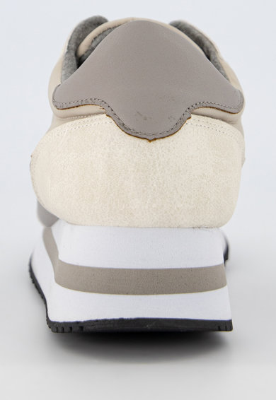 MTNG Pantofi sport de piele intoarsa ecologica cu garnituri de material textil Femei