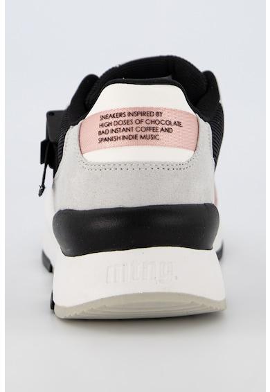 MTNG Pantofi sport de plasa cu detalii contrastante Femei