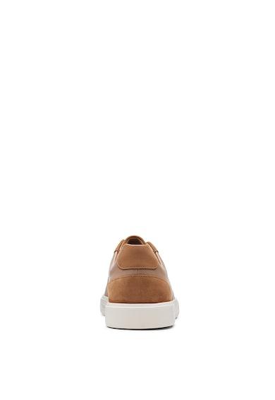 Clarks Pantofi sport de piele Un Costa Barbati