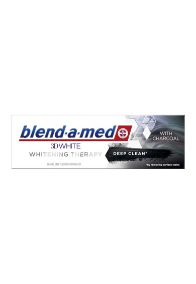 Blend-a-med Pasta de dinti  3DWhite Whitening Therapy Deep Clean 75 ml Femei