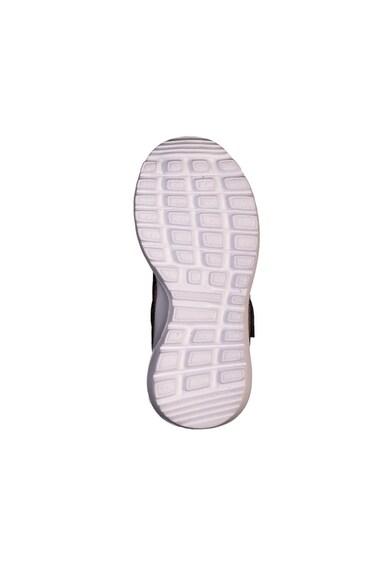 s.Oliver Pantofi sport din piele ecologica cu insertii din plasa Fete