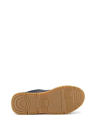 Scotch & Soda Pantofi sport cu garnituri din piele intoarsa Celest Femei