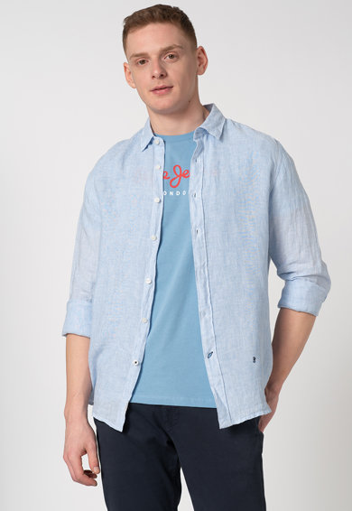 Pepe Jeans London Риза Albert Мъже
