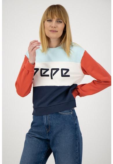 Pepe Jeans London Суитшърт с лого Жени