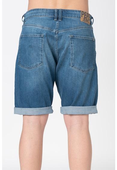 Pepe Jeans London Pantaloni scurti din denim Callen Barbati