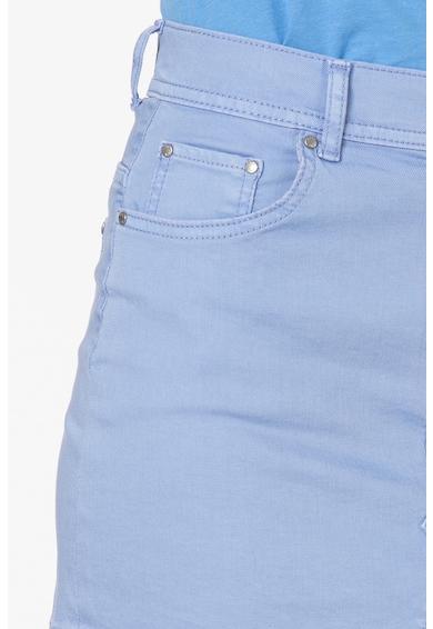 Pepe Jeans London Fusta mini din denim Dani Femei