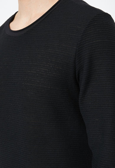 KOTON Bluza cu aspect striat Barbati