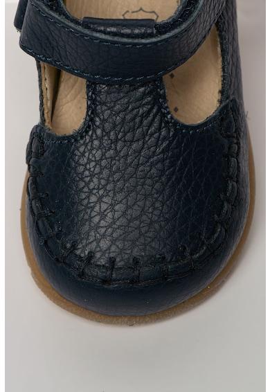 Primigi Pantofi din piele cu bareta in forma de T Baieti