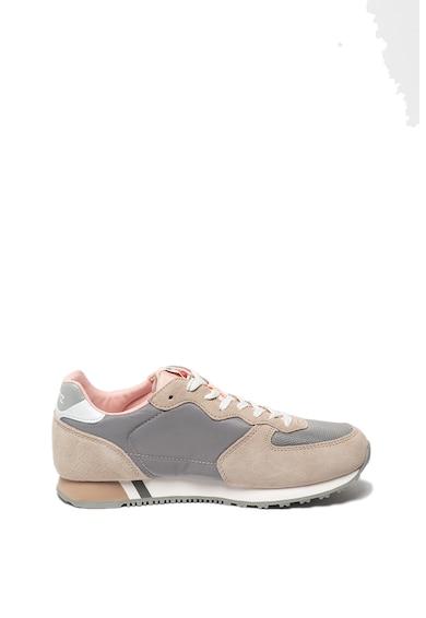 Pepe Jeans London Pantofi sport cu model colorblock Klein Archive Femei