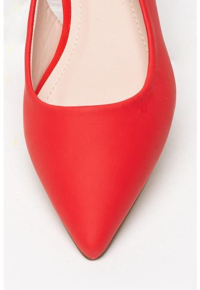RB DI ROCCOBAROCCO Sandale din piele ecologica cu bareta slingback Sheila Femei