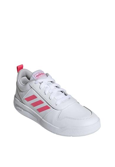 adidas PERFORMANCE Pantofi de piele peliculizata, pentru alergare Tensaurus Fete