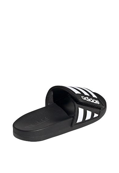 adidas Performance Papuci cu detaliu logo, pentru inot Adilette Comfort Fete