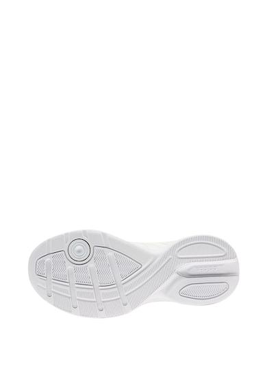 adidas Performance Pantofi cu garnituri de piele, pentru fitness Strutter Femei