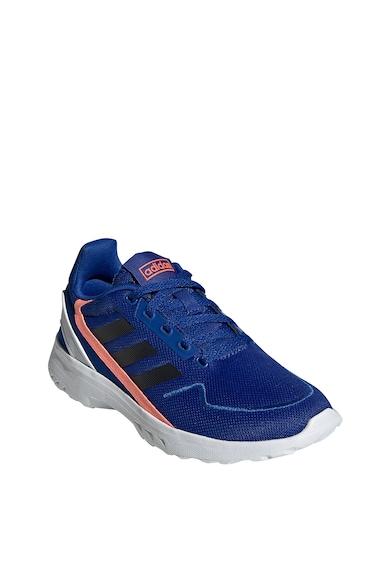 adidas PERFORMANCE Pantofi sport cu branturi cu amortizare Nebzed Ted Fete