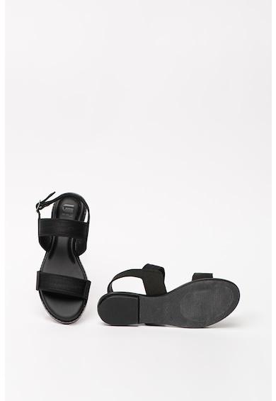 G-Star RAW Sandale cu velcro si insertii de piele nabuc Navil Femei