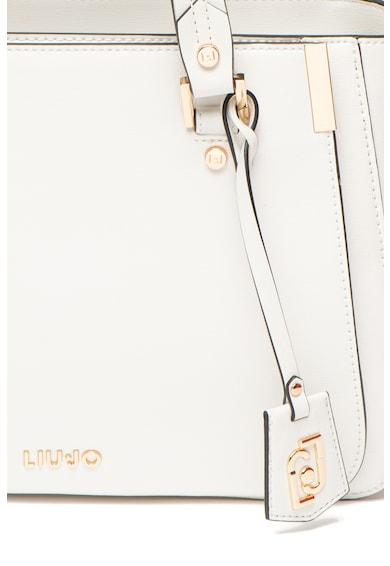 Liu Jo Geanta de mana din piele ecologica, cu bareta detasabila Femei