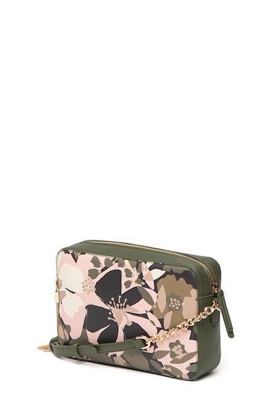 Liu Jo Geanta crossbody din piele ecologica, cu imprimeu floral Femei