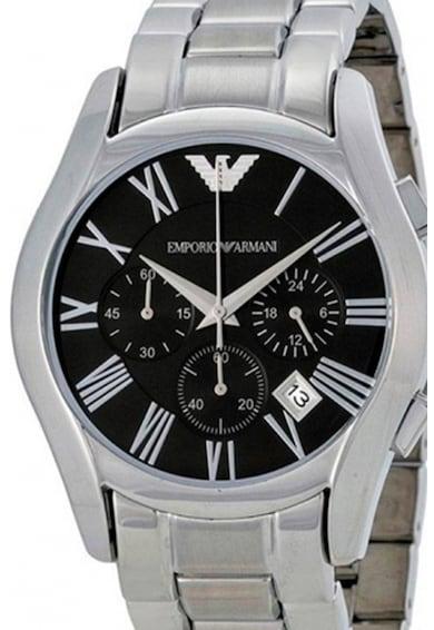 Emporio Armani Ceas cronograf cu bratara metalica Barbati