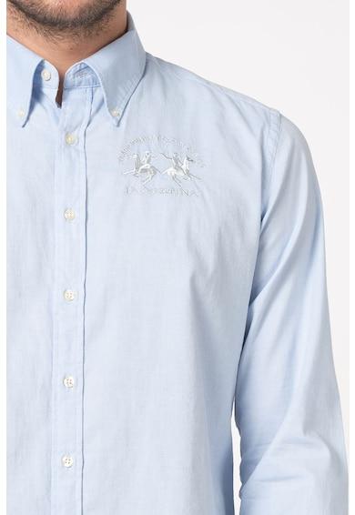 LA MARTINA Риза с яка с копчета Мъже