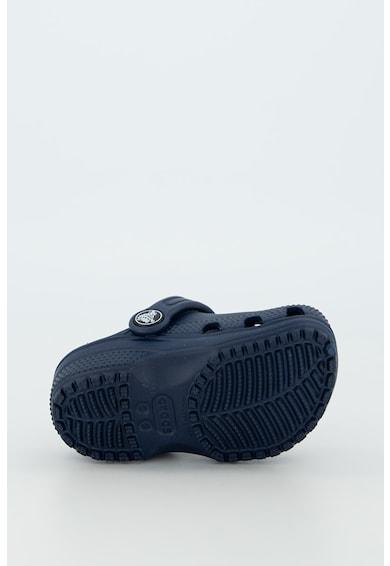 Crocs Papuci Crocs cu bareta slingback si detalii perforate Fete
