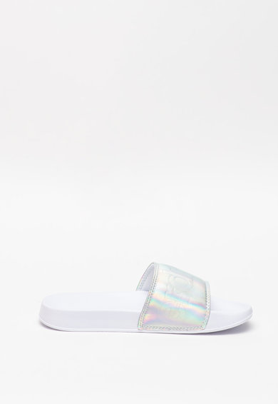 SUPERDRY Papucs hologramos részletekkel női