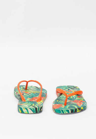SUPERDRY Super Sleek All Over Print flip-flop papucs női