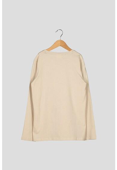 U.S. Polo Assn. Bluza din bumbac cu broderie logo Baieti