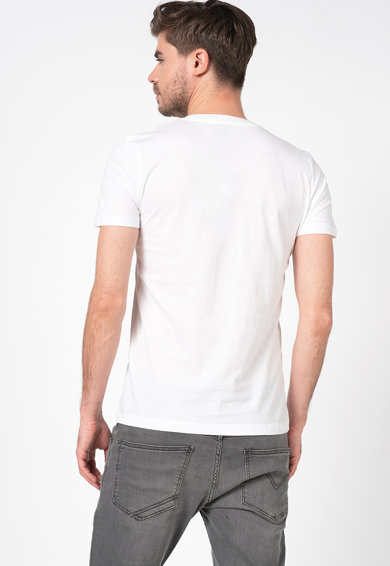 Tom Tailor Tricou cu model colorblock Barbati
