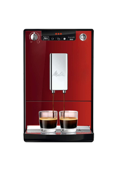 Melitta Espressor automat ® Solo, 15 bari, 1.2l, Rosu Femei