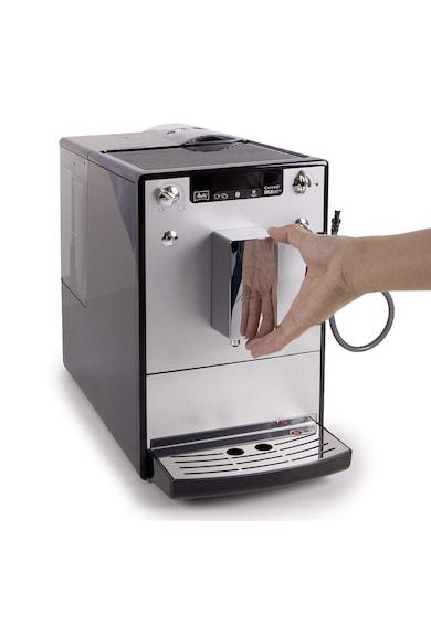 Melitta Espressor automat ® SOLO & Perfect Milk, 15 bari, sistem de spumare a laptelui, 1,2L, Silver Femei