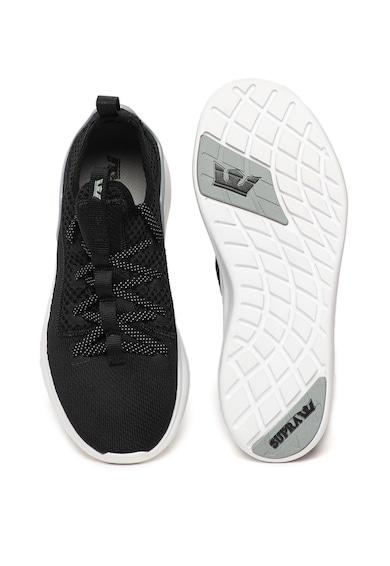 Supra Pantofi sport slip-on de plasa tricotata Factor Barbati