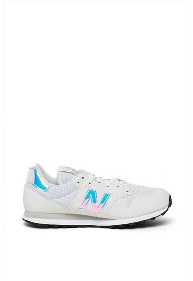 New Balance Pantofi sport cu logo cu irizatii 500 Femei