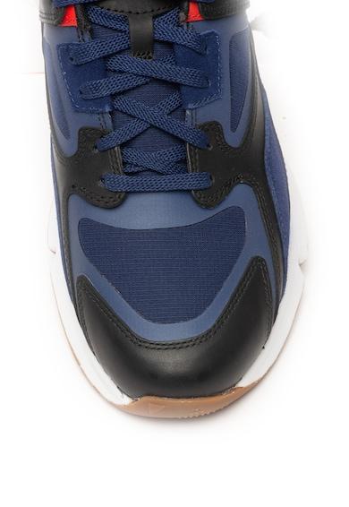 Under Armour Pantofi sport cu model colorblock si garnituri de piele intoarsa Forge 96 Ripstop Barbati