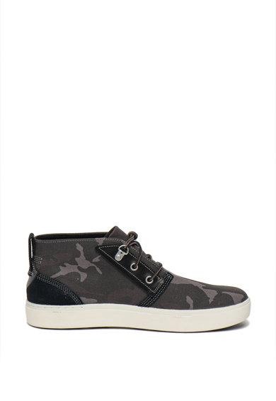 Timberland Pantofi sport tip ghete chukka cu imprime camuflaj Amherst Barbati