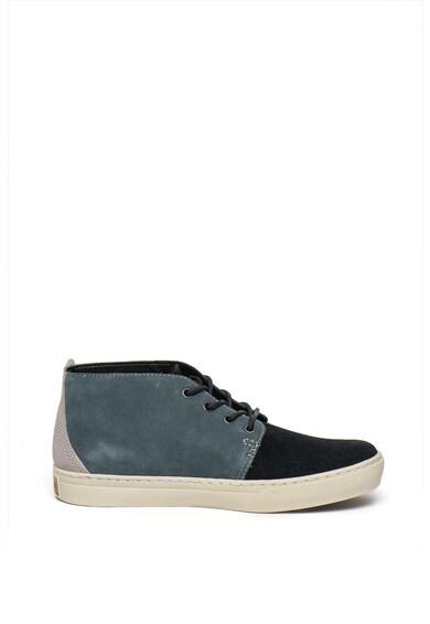 Timberland Pantofi sport tip ghete chukka de piele intoarsa, cu segmente contrastante Adventure Barbati